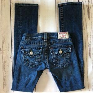 TRUE RELIGION skinny jeans BILLY skinny jeans 24